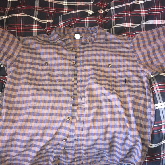 Patagonia Other - Patagonia light flannel shirt